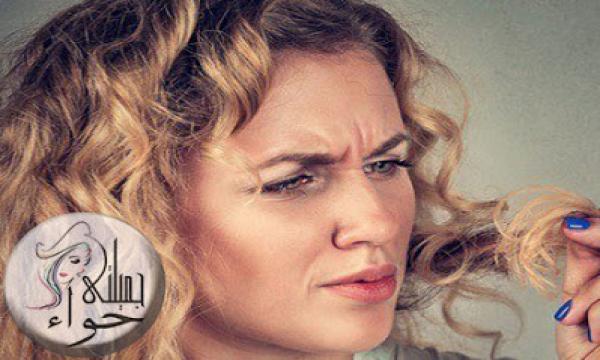 وصفات طبيعية لعلاج الشعر التالف